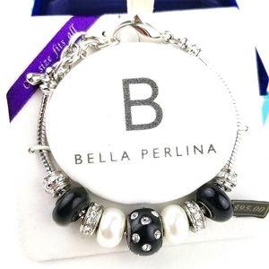 Bella Perlina Interchangeable Bead Bracelet NWT